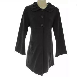 Size Medium NWT▪️BLACK MATERNITY PONTE JACKET Coat